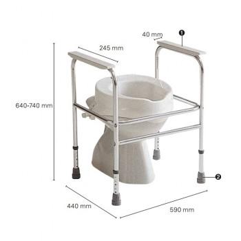 cuadro para lavabos adeo