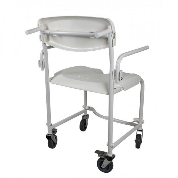 invacare alize silla ducha ruedas asiento u 1