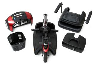 scooter portatil y desmontable gogo 04