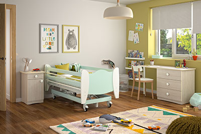cama infantil pulgarcito 1