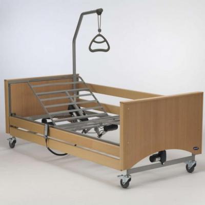 cama articulada con carro elevador medley ergo select