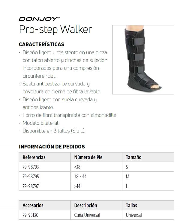walker pro step